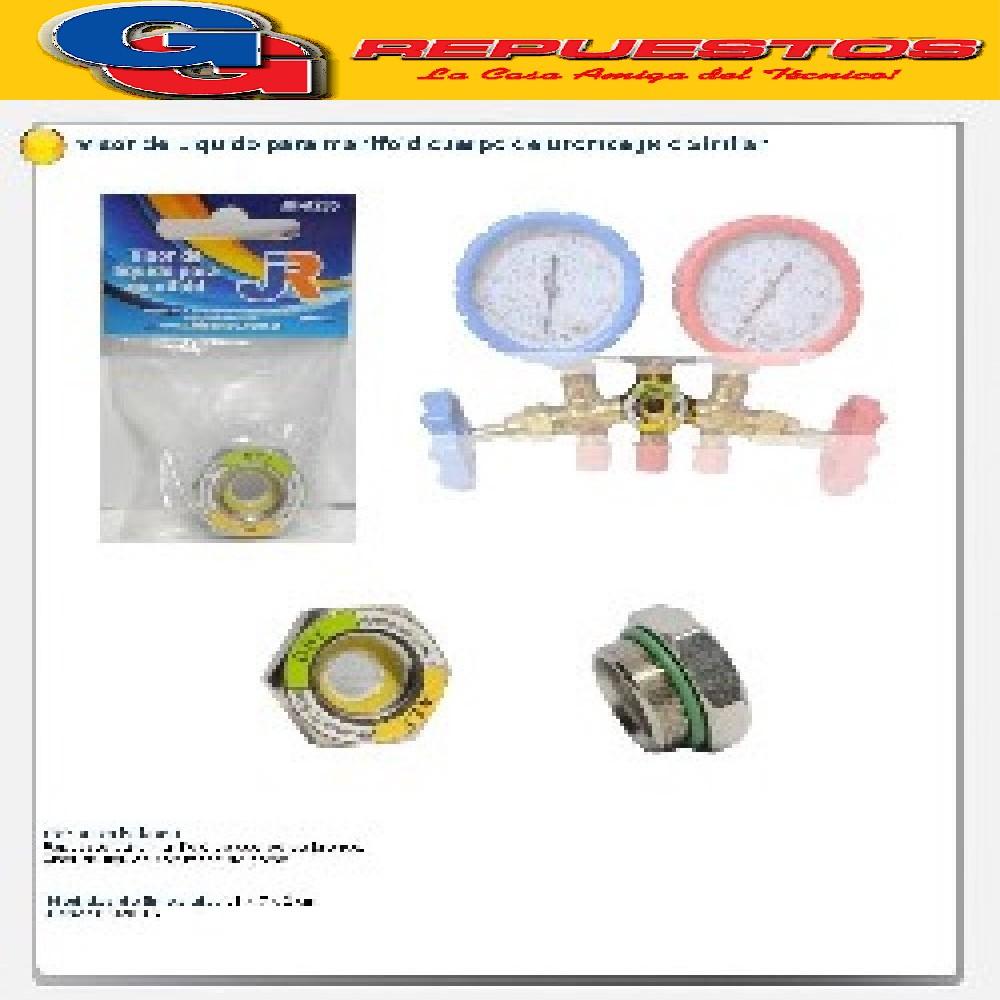 VISOR DE LIQUIDO PARA MANIFOLD JR-A235 (A235)