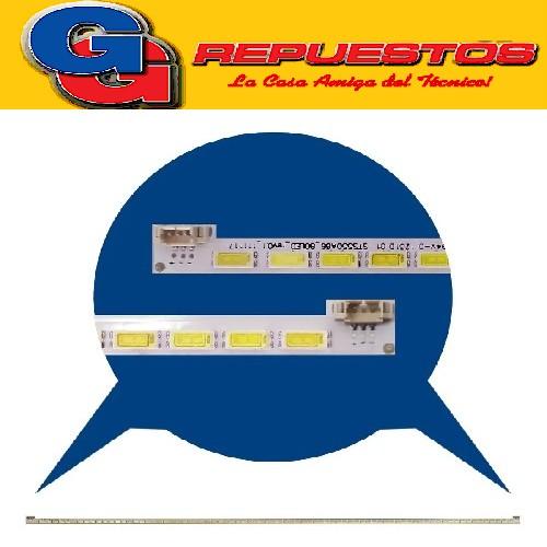 TIRA DE 80 LED 6V L 94V-01231D 01 LJ64-03515 67.5 CM