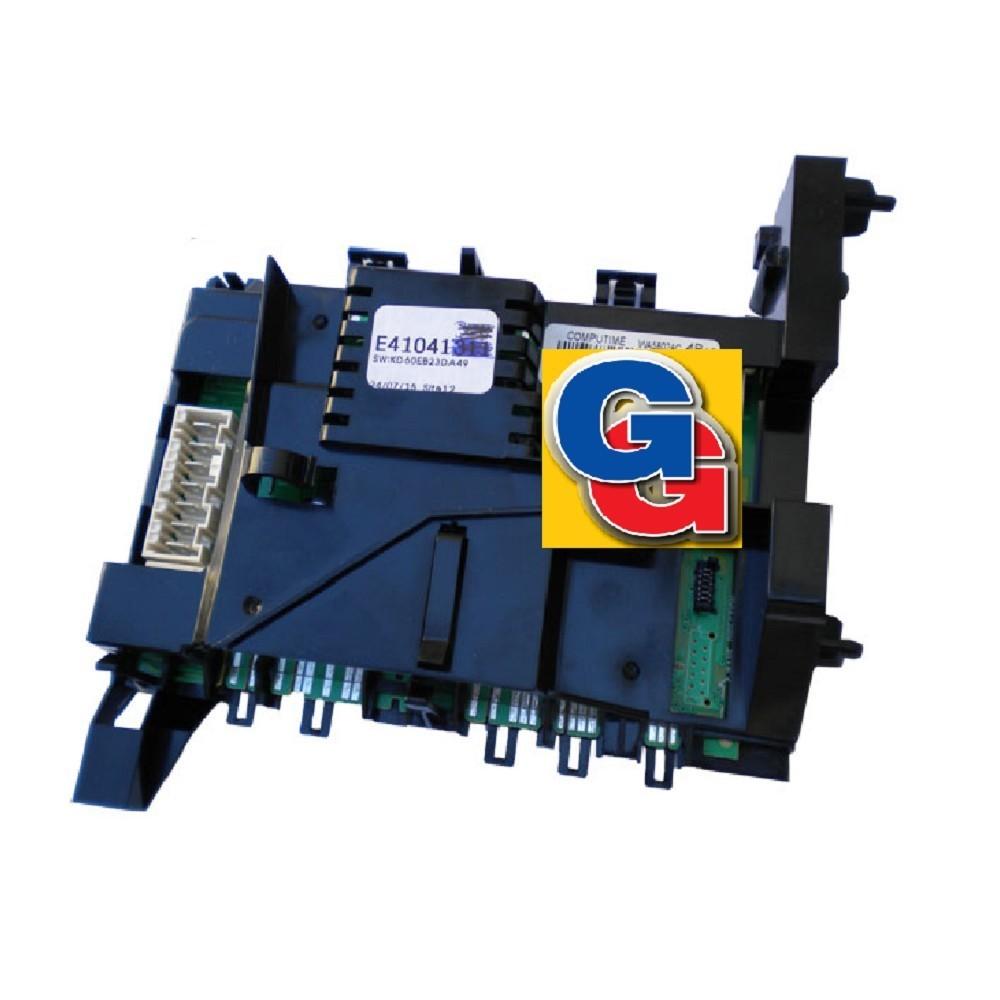 PLAQUETA MODULO/ POTENCIA LAVARROPAS LONGVIE HD L6508 6.5kg/800rpm-CANDY (UNIDAD GRABADA ORIG.)LONGVIE SMARTWASH HD 41034617 (LONGVIE ARG.) LA-PLACA POTENCIA/
