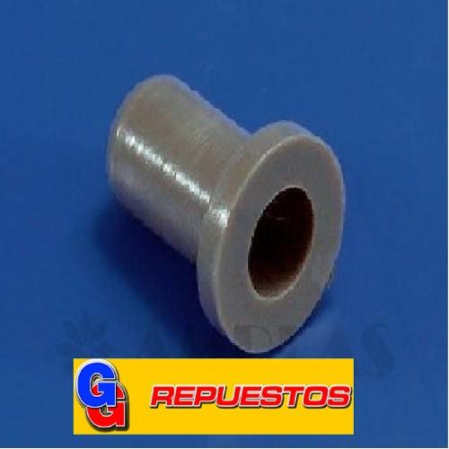 Buje bisagra HELADERA COLUMBIA superior--10002 INTERIOR 7 mm ALTO 19mm CONICO