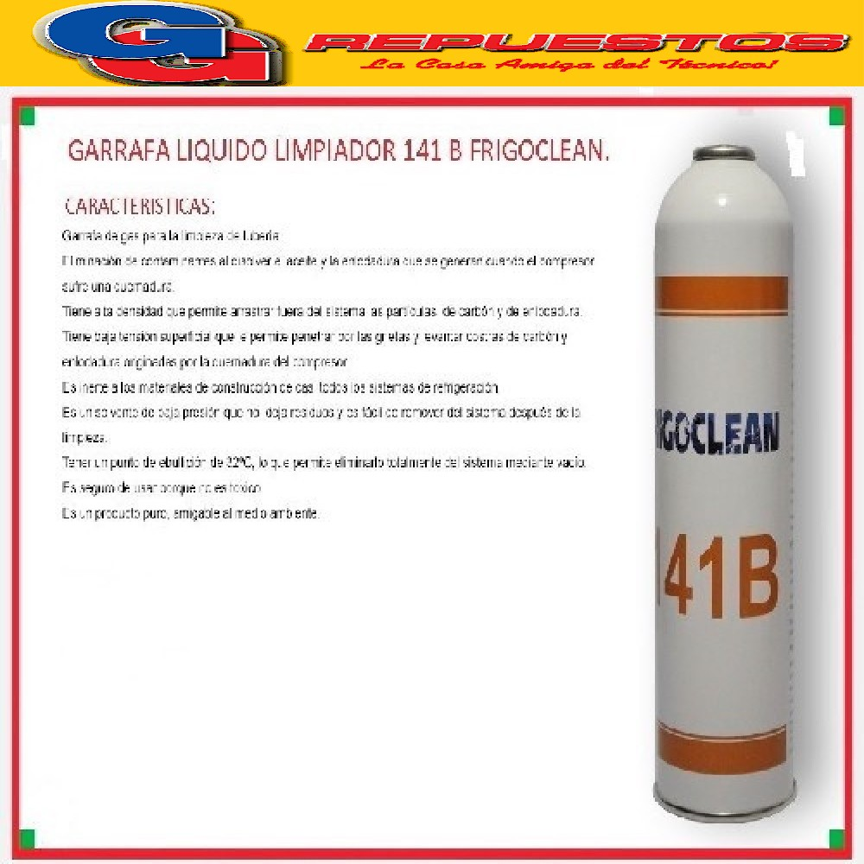 LATA 141B X 0.900 KG  AGENTE DE LIMPIEZA PARA REFIGERACION