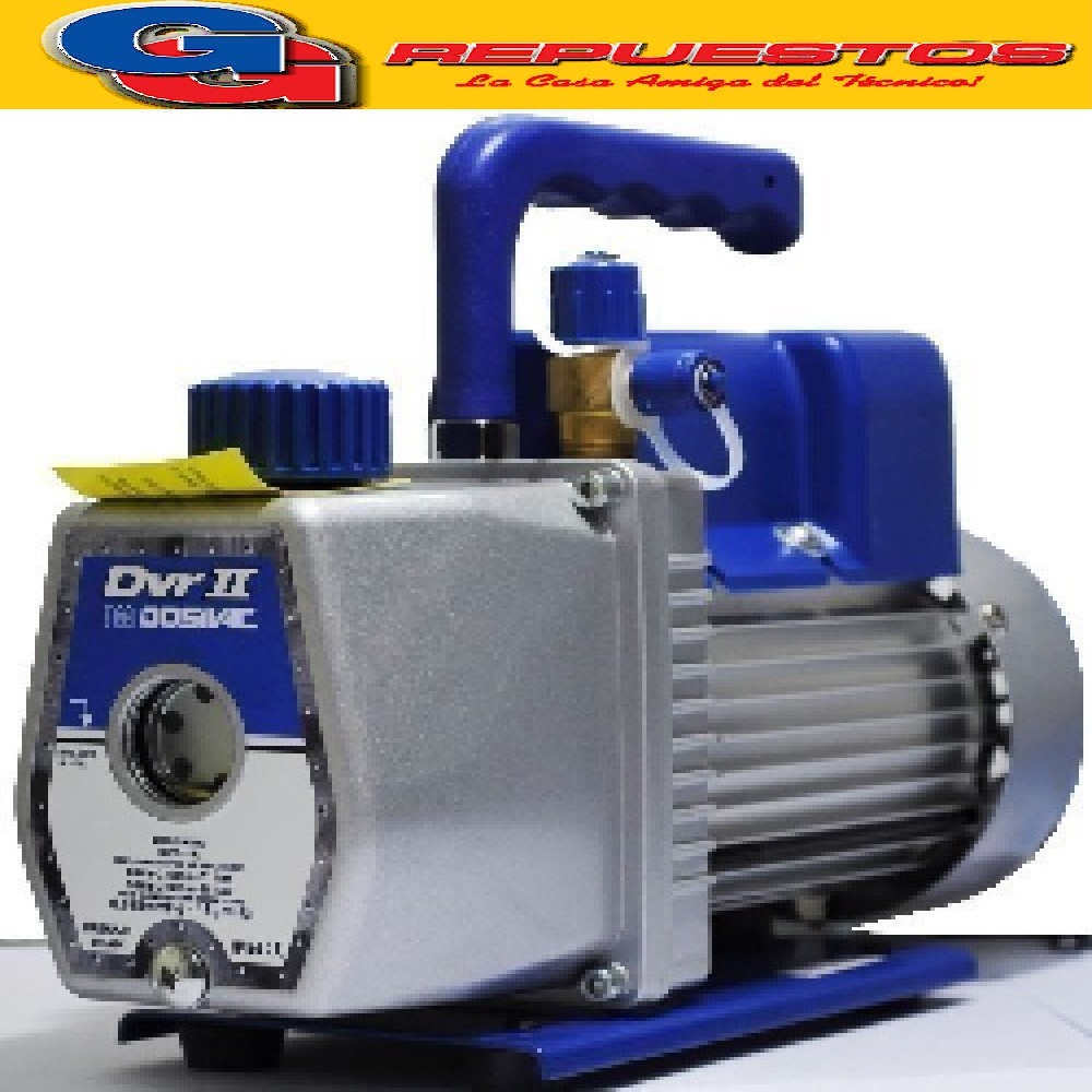 BOMBA DE VACIO DOSIVAC DVR II 58L/MINUTOS 2 ETAPAS DVP1A  APTA INVERTER