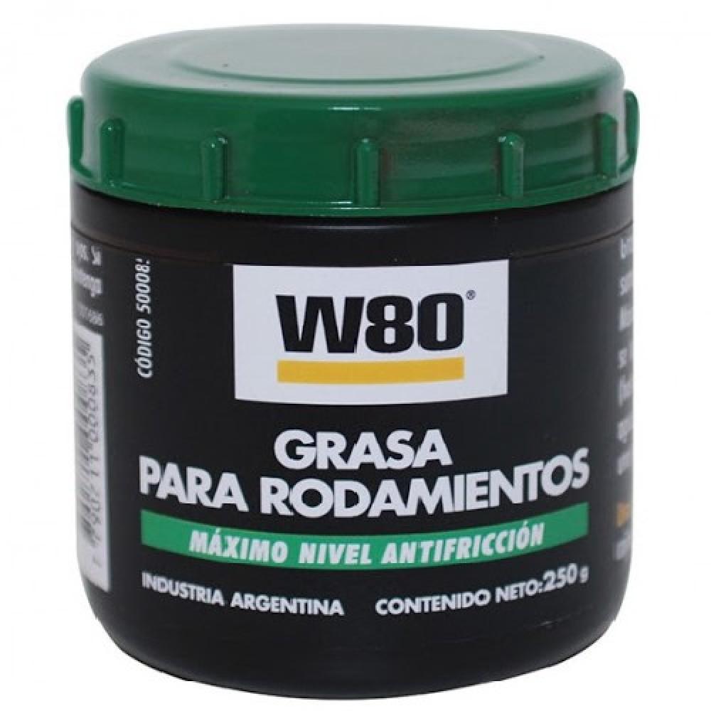GRASA RODAMIENTO W80 250 GRS