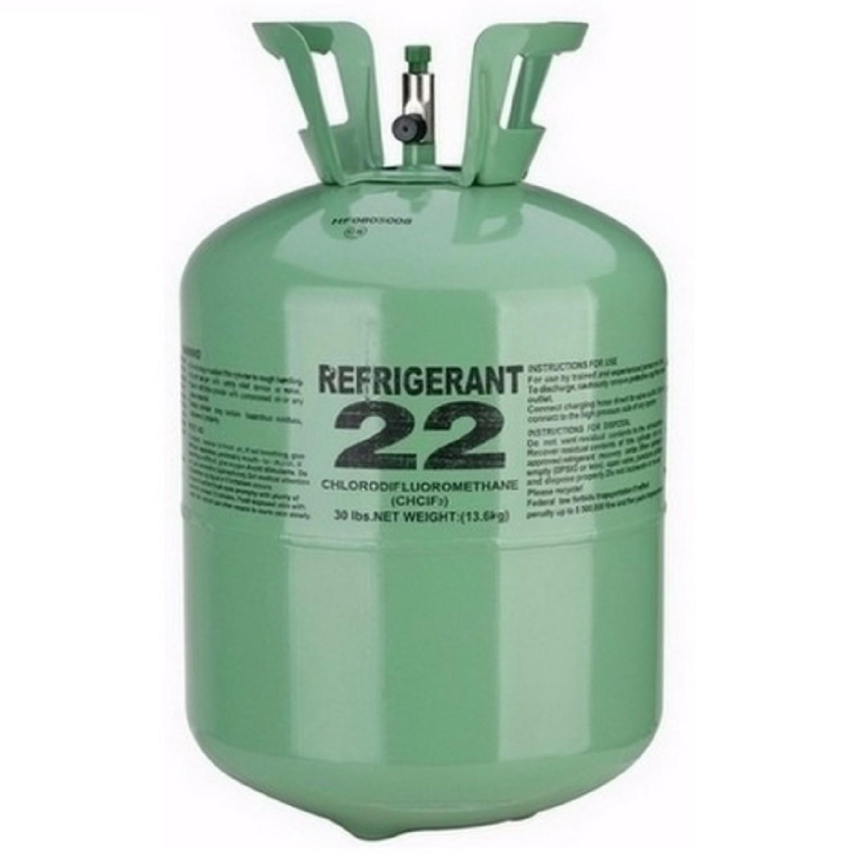 GARRAFA GAS -R22- PURO 13.6Kg- BlueStar ---REFRIGERANT