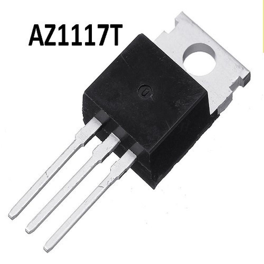 AZ1117T 3.3V CIRCUITO INTEGRADO