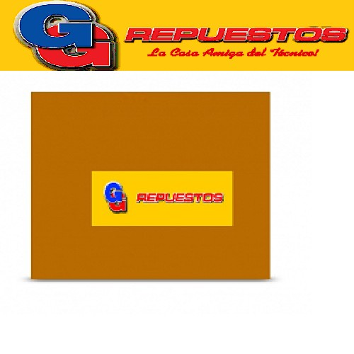 PLAQUETA EPOXI DE 20X15 CM