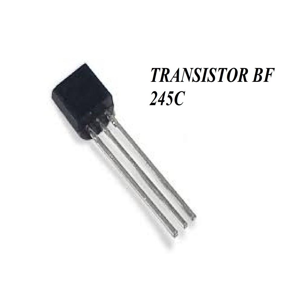 TRANSISTOR BF 245C