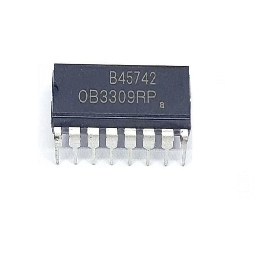 CIRCUITO INTEGRADO OB3309RP - DIP8 - PROTEGE LA FUENTE DEL TV LCD HITACHI CDH-L32DIGS04