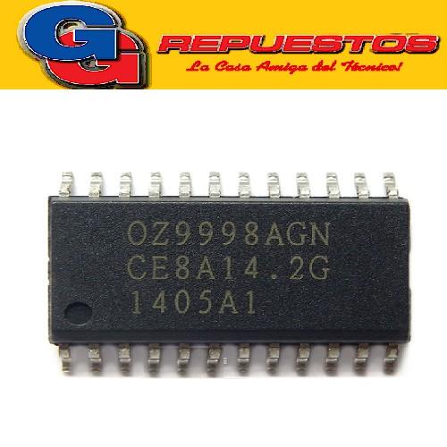 OZ9998AGN SMD CIRCUITO INTEGRADO