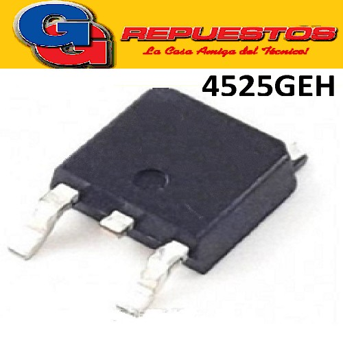 AP4525GEH / TO-252-4L TRANSISTOR MOSFET FET SMD