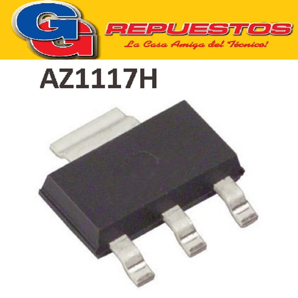 AZ1117H-2.5 / SOT 223 TRANSISTOR REEMPLAZO EH14A SMD AMS1117