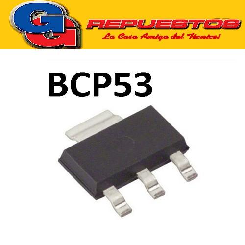 BCP53 / SOT 223 TRANSISTOR SMD