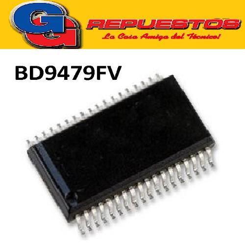 BD9479FV / SSOP-B40 CIRCUITO INTEGRADO SMD