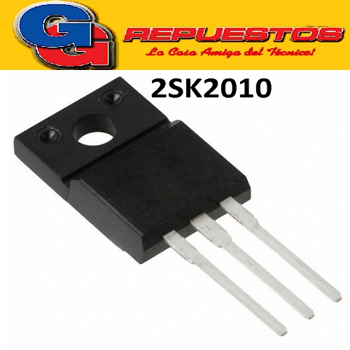 2SK2010 / TO-220ML TRANSISTOR MOSFET FET