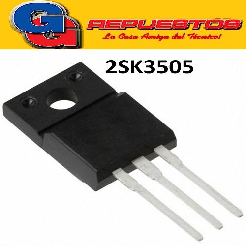 2SK3505-01MR / TO-220F TRANSISTOR MOSFET FET