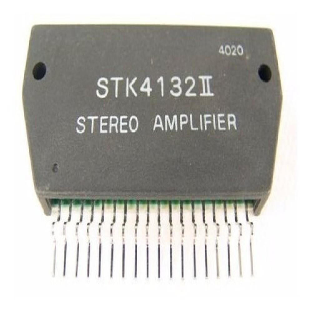 STK CIRCUITOS INTEGRADO STK 4132 II SYO