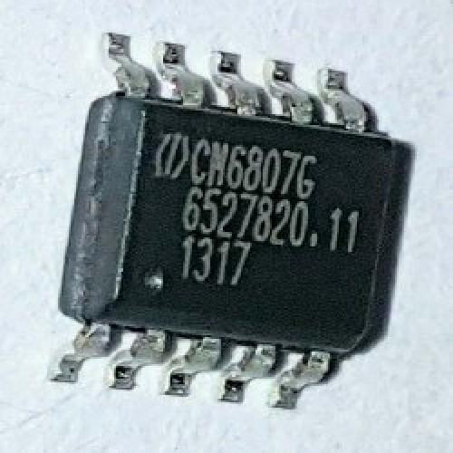 CM6807G / SOP 10 SMD CIRCUITO INTEGRADO