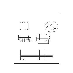 FA5590N / SOP 8 CIRCUITO INTEGRADO SMD