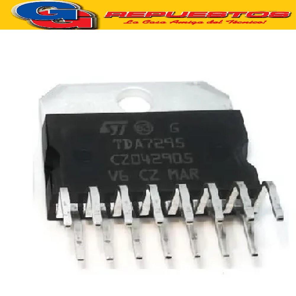 TDA7295 CIRCUITO INTEGRADO AMPLIFICADOR 1X80W / 4R