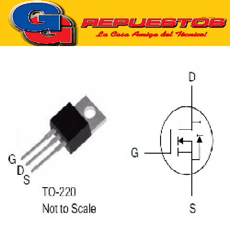 FTP11N08A TRANSISTOR MOSFET FET