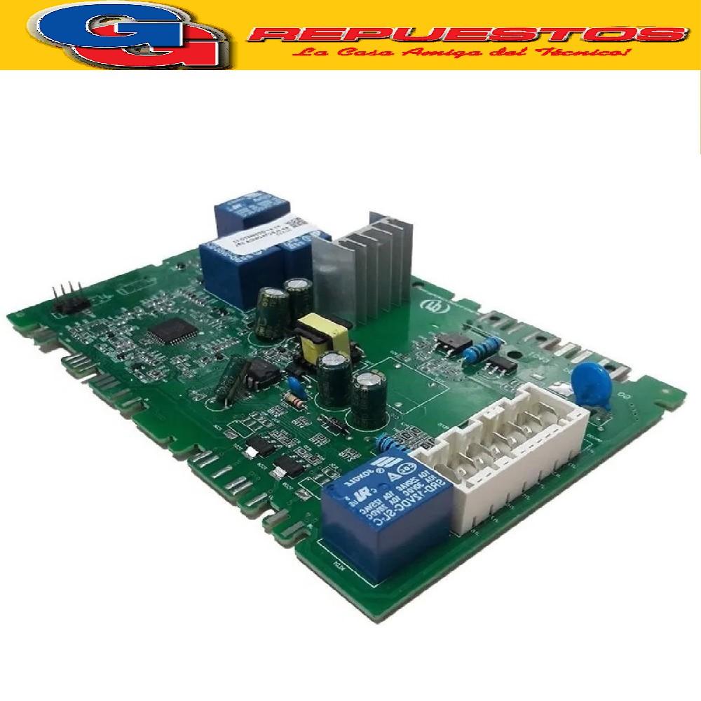 PLAQUETA LAVARROPAS CANDY CYT1062D EVOT1062D/12- TIPO RP NACIONAL PLACA MODULO POTENCIA CYT1062/D12 (PLAQUETA DE POTENCIA ) Cod.Origen:81453700 (CANDY GIAS) Produttore:46006229 /46006231 Tarjeta Electron. INVENSYS 31005055 / 31006077