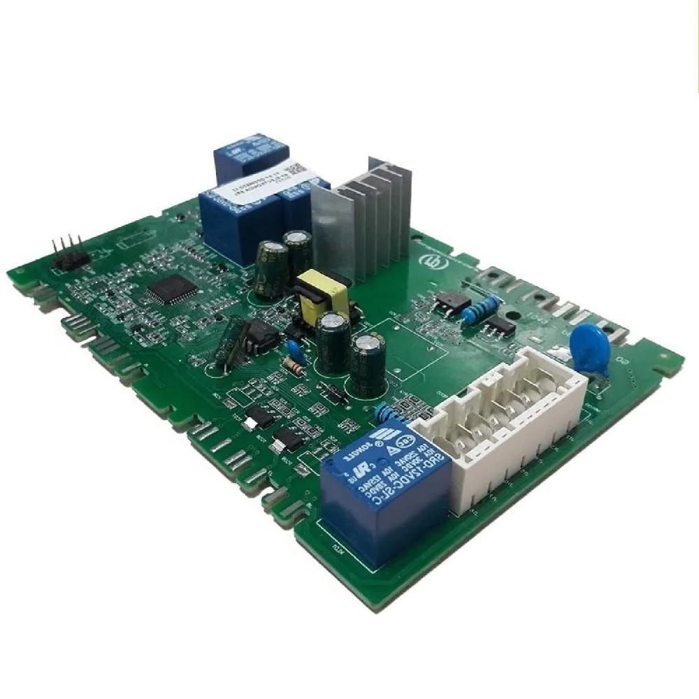 PLAQUETA LAVARROPAS CANDY CYT1062D EVOT1062D/12- TIPO RP NACIONAL PLACA MODULO POTENCIA CYT1062/D12 (PLAQUETA DE POTENCIA ) Cod.Origen:81453700 (CANDY GIAS) Produttore:46006229 /46006231 Tarjeta Electron. INVENSYS No Programada 31005055 / 31006077