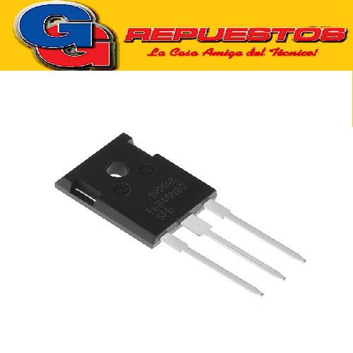 FGH40N60SFD TRANSISTOR FET (600V/40A/329W/70ns)
