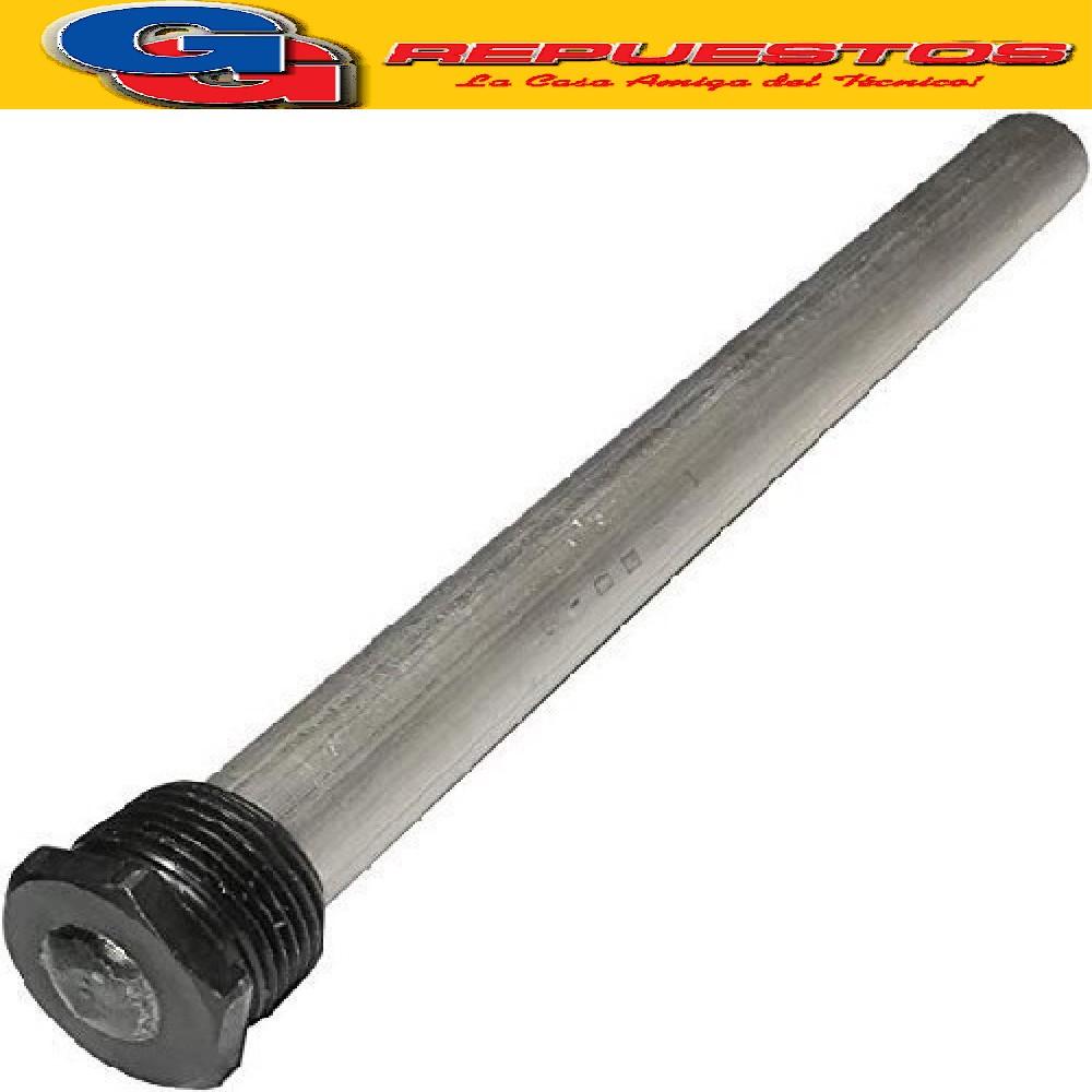 BARRA ANODO AZ31 ROSCA 3/4-370 MM TERMOTANQUE