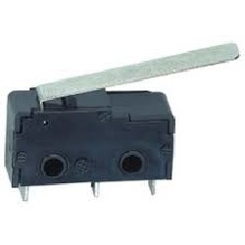 MICROSWITCH  5A 250V P/Cable Leva Larga