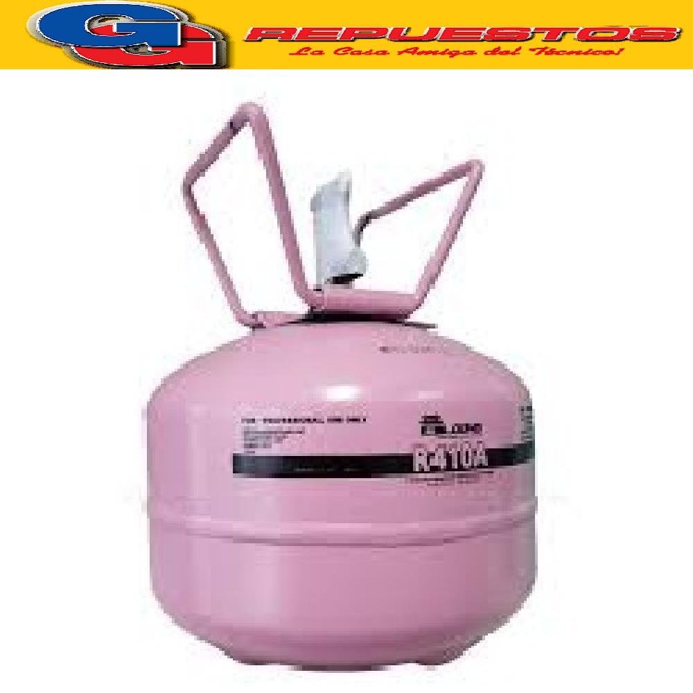 GARRAFA GAS R410 x 2.80 kg REFRIGERANT