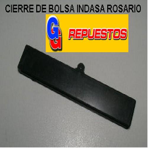 CIERRE DE BOLSA ENCERADORA INDASA LUSTRASPIRADORA