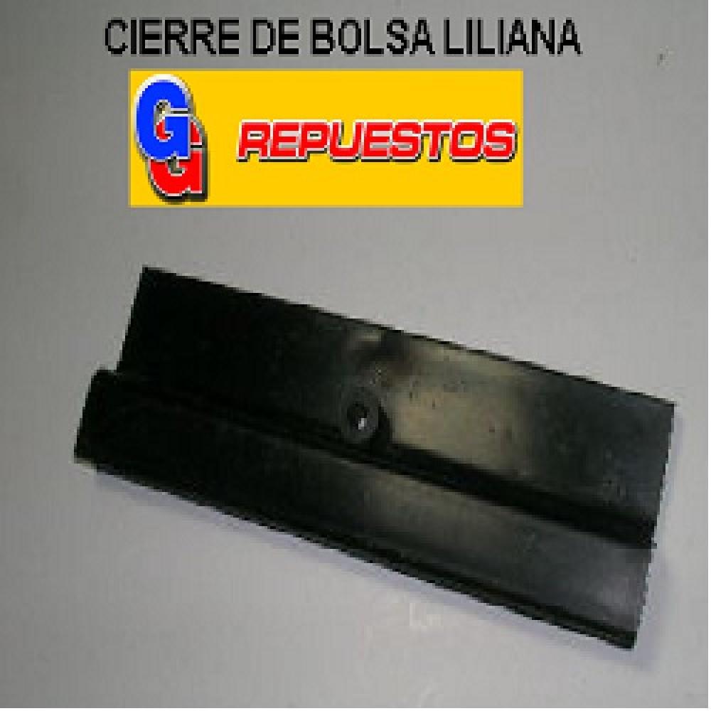 CIERRE DE BOLSA ENCERADORA LILIANA LUSTRASPIRADORA