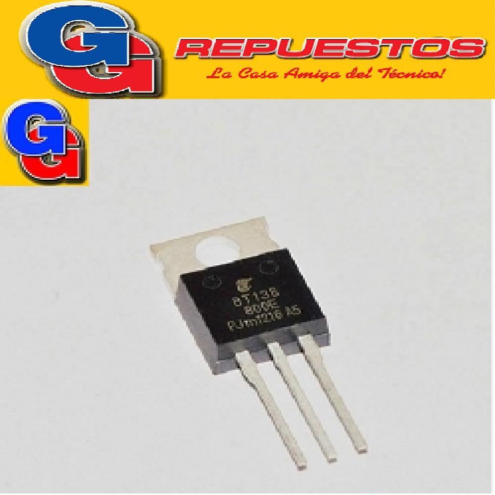 TRIACS BT138-800 12A 800V