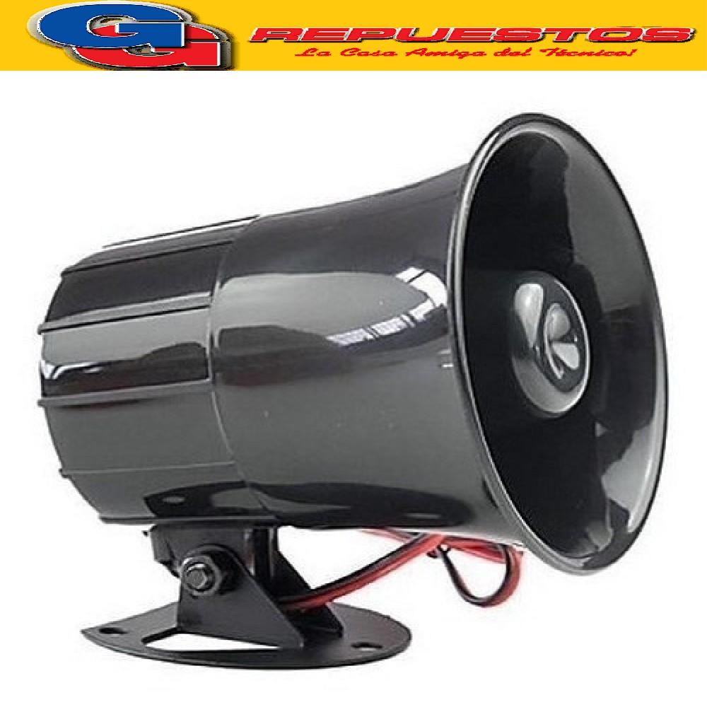 SIRENAS ELECTRONICAS 12V SIE 300 6 20 N
