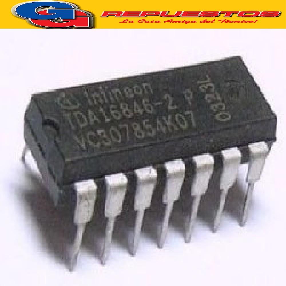 CIRCUITOS INTEGRADOS TDA168462P