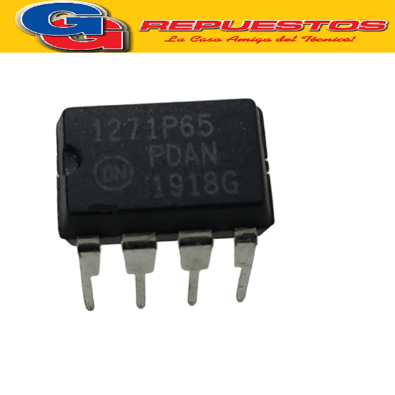 CIRCUITOS INTEGRADOS NCP 1271P65