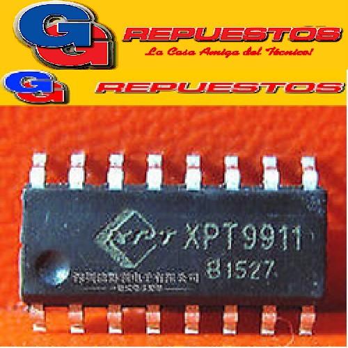 XPT9911ES SMD CIRCUITO INTEGRADO AMPLIFICADOR DE AUDIO CLASE AB/D ALIMENTACION 2.5V-9V POTENCIA SALIDA: 12W (2ohm)--10W (8.4V / 4ohm)--8W (7.4V / 4ohm)--3.5w (5V / 4ohm)