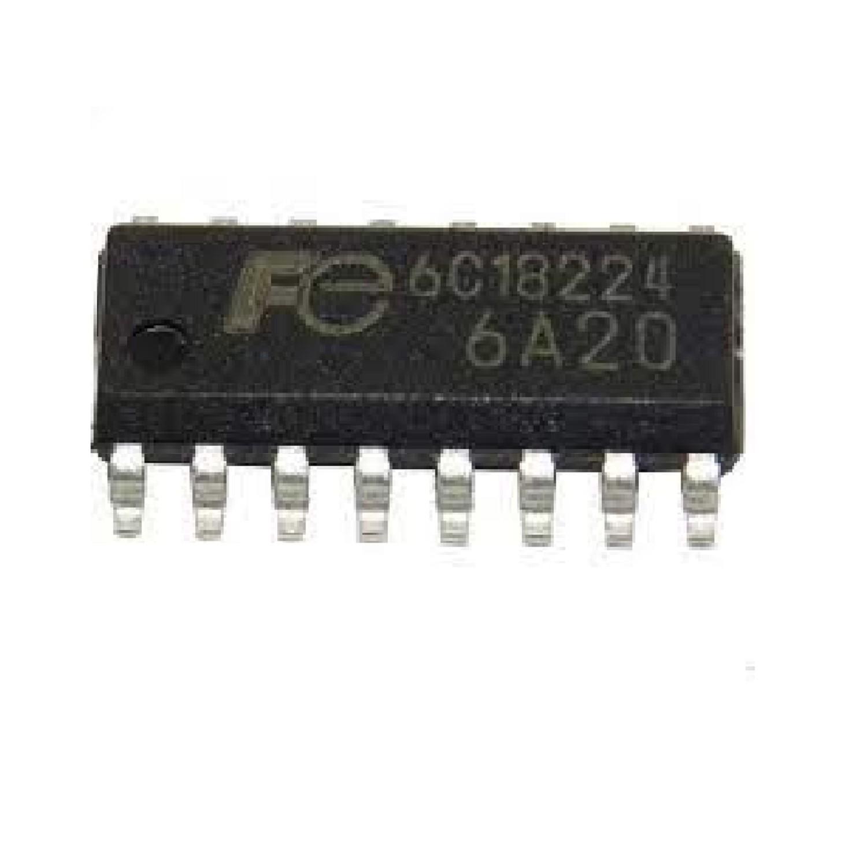 FA6A20 CIRCUITO INTEGRADO -SMD-