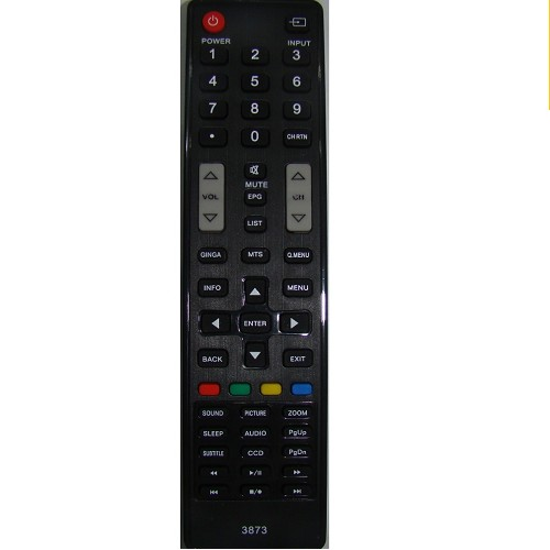 CONTROL REMOTO TV LED TOP HOUSE 499 3873