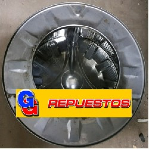 TAMBOR  LAVARROPAS LONGVIE F9550 L2412 L2517  TODOS LOS MODELO CARGA FRONTAL PUERTA CHICA CESTO CANASTO DE SEGUNDA
