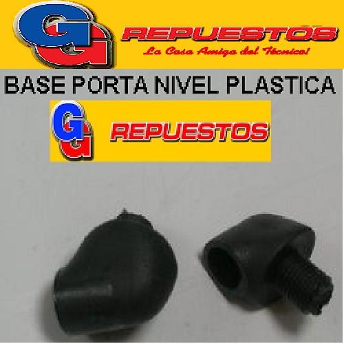 BASE PORTA NIVEL PLASTICA CALEFON ELECTRICO