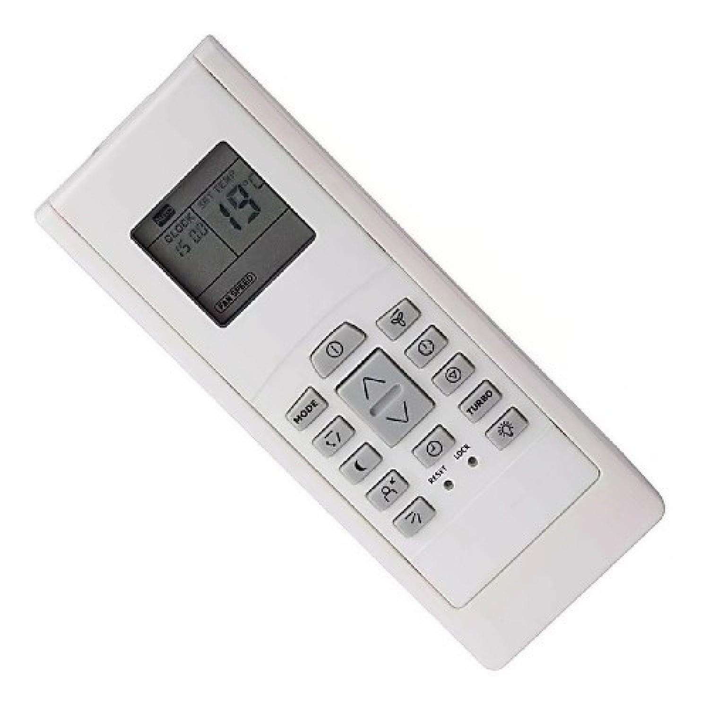 CONTROL REMOTO AIRE ACONDICIONADO ELECTROLUX 4055