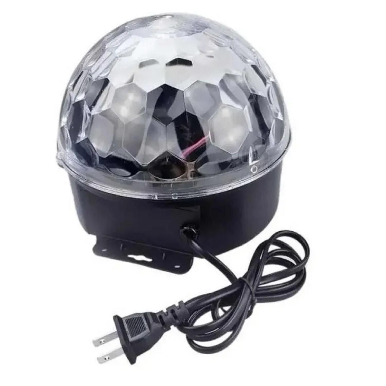 ESFERA / BOLA MAGIC LED EFECTO DJ, CUMPLEAÑOS, FIESTAS, PELOTEROS SALONES, EVENTOS, ETC.