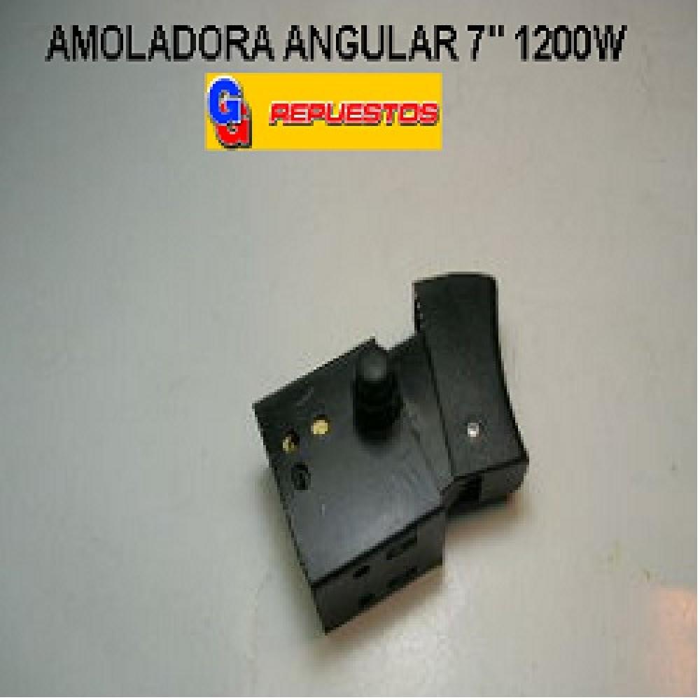 INTERRUPTOR AMOLADORA ANG.7