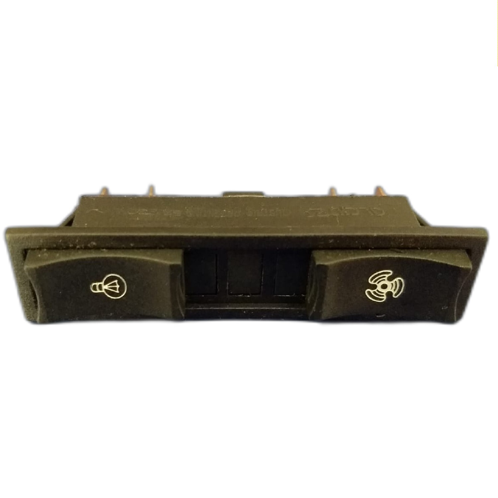 LLAVE CORREDERA 1 INT.MOTOR-1 INT.LUZ PURIFICADOR
