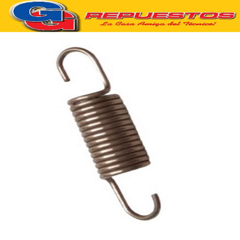 RESORTE DE RETROCESO KOHINOOR 2000.  -----------------------