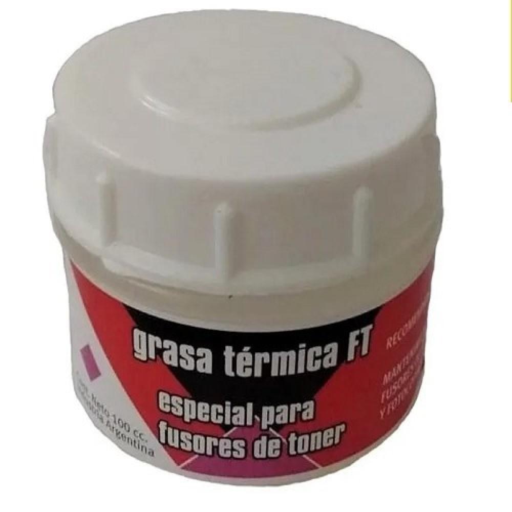 GRASA PARA FUSOR DE TONER 100CC