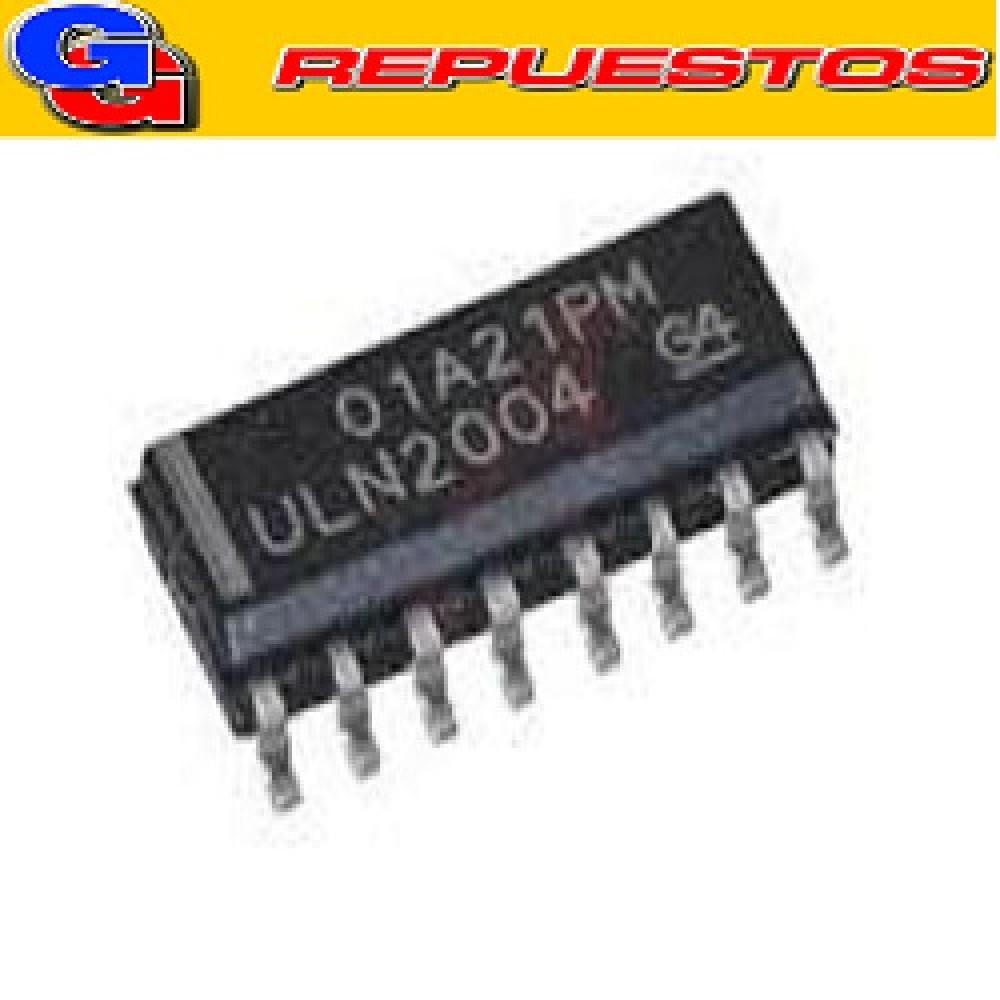 ULN2004D SMD ARREGLO DE DARLINGTON 0.5A 50V CMOS