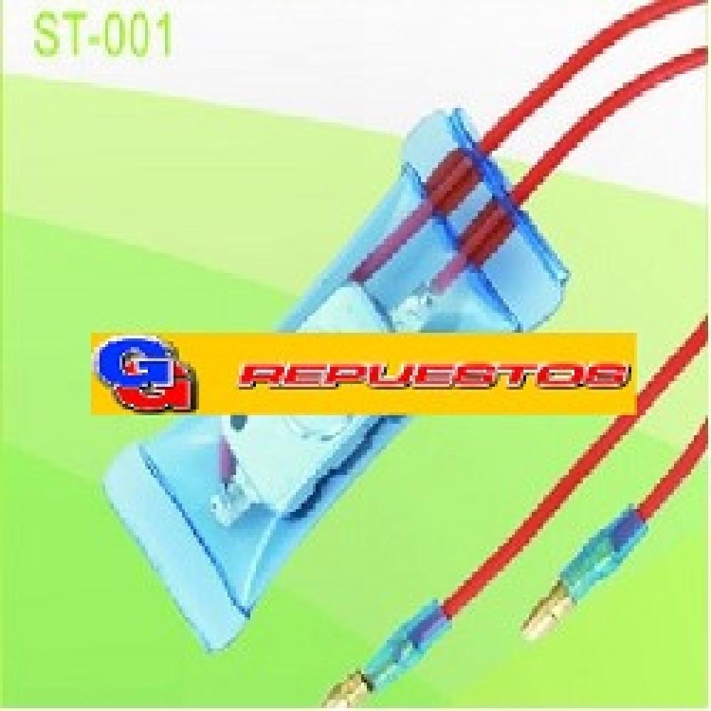 BIMETAL HELADERA NO FROST ST-001 ABRE 13°C CIERRA -4°C C/CLIP (WHIRPOOL- SAMSUNG)
