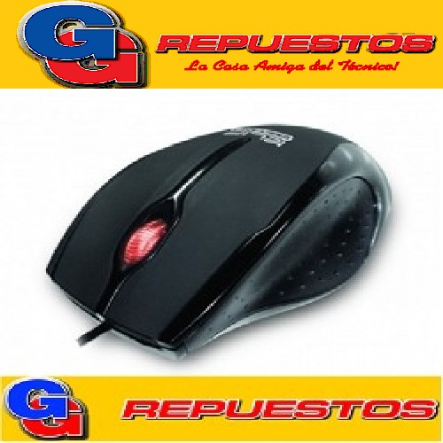 MOUSE USB OPTICO 800DPI (KLIP EXTREME)